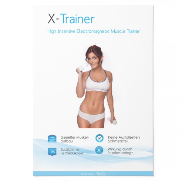 Poster X-Trainer