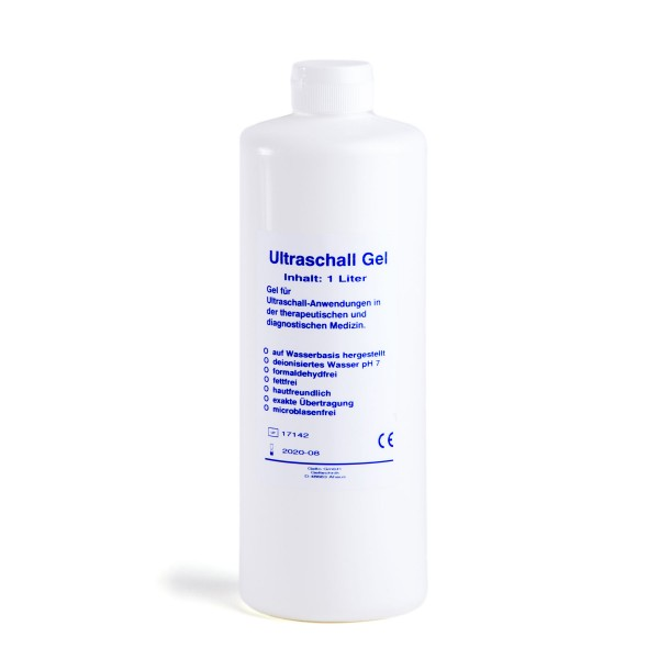 Ultraschall Gel