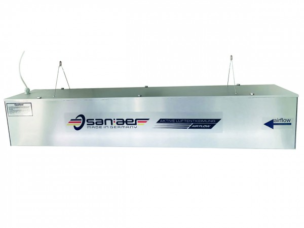 Raumluftfilter - Modell san:aer 270